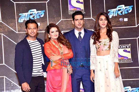 ज़ायेद खान, वत्सल सेठ और अन्य ने नए टीवी धारावाहिक 'हासिल' के लॉंच की शोभा बढ़ाई