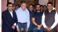आमिर खान पानी फ़ाउंडेशन ईवेंट में शामिल हुए