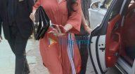 बीकेसी में नजर आईं मान्यता दत्त