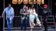 दलेर मेहंदी और मीका सिंह सुपर डांसर चैप्टर 2 के सेट पर आए नजर