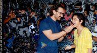 आमिर खान ने अपना 53वां जन्मदिन मीडिया के साथ मनाया