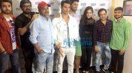 साजिद – वाजिद, करण सिंह ग्रोवर, कुणाल रॉय कपूर और अंकुश भट्ट ने फ़िल्म 3 देव का गाना 'निकम्मा' के लॉंच की शोभा बढ़ाई
