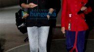 सोनाक्षी सिन्हा एयरपोर्ट पर आईं नजर