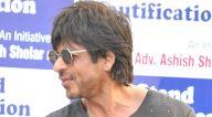 बैंड स्टैंड के सौंदर्यीकरण की पहल की शोभा बढ़ाते शाहरुख खान