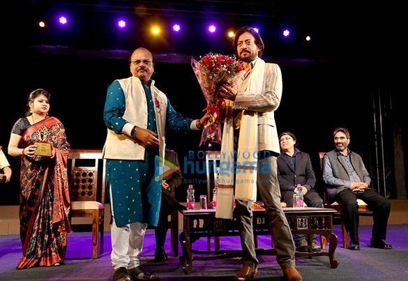 '13 वें जश्न-ए-बचपन' बच्चों के थिएटर फ़ेस्टिवल की शोभा बढ़ाते इरफ़ान खान