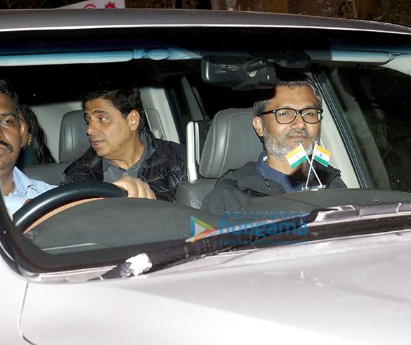 अपनी शादी की सालगिरह पर अपने पंचगनी फार्महाउस पर नजर आए आमिर खान और किरण राव