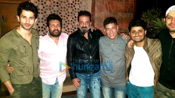 भूषण कुमार और संदीप सिंह द्वारा आयोजित भूमि की पार्टी में शामिल हुए सितारें