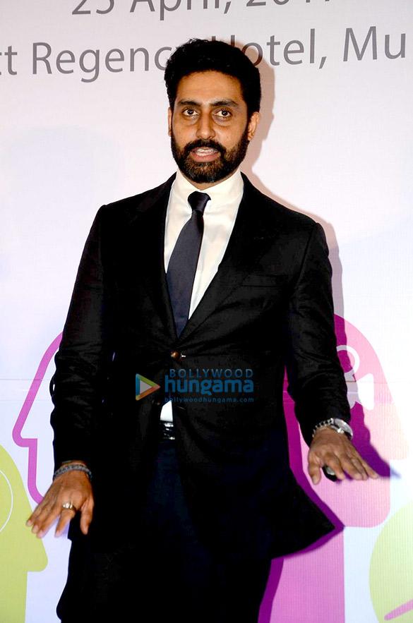 अभिषेक बच्चन  'ग्रीन हीरोज़ फिल्म महोत्सव' की शोभा बढ़ाते