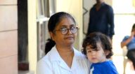 बांद्रा में एक प्ले स्कूल में नजर आए तैमुर अली खान