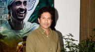 सचिन तेंदुलकर और फातिमा सना शेख 'सूरमा' की स्क्रीनिंग में शामिल हुए