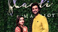 सितारों ने शादी बाइ मैरियट फ़ैशन शो की शोभा बढ़ाई