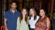 दीया मिर्जा, सोहा अली खान और अन्य ने बांद्रा में सोफी चौधरी की हाउस पार्टी की शोभा बढ़ाई