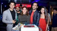 सितारों ने ध्वनि भानुशाली की 'वास्ते' की सफ़लता की पार्टी की शोभा बढ़ाई