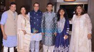 Photos: सितारों ने रमेश तोरानी की दीवाली पार्टी की शोभा बढ़ाई