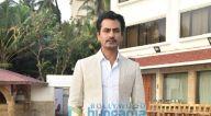 Photos: नवाजुद्दीन सिद्दीकी अपनी फ़िल्म मोतीचूर चकनाचूर के प्रमोशन के दौरान नजर आए