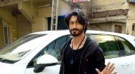 Photos: विद्युत जामवाल और अदा शर्मा रेडियो स्टेशन के बाहर नजर आईं