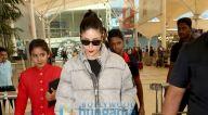 Photos: करीना कपूर खान, अदिति राव हैदरी और अन्य एयरपोर्ट पर नजर आए