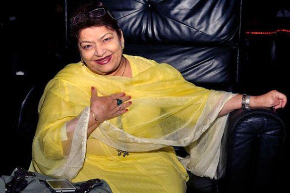 बॉलीवुड की 71 वर्षीय कॉरियोग्राफ़र सरोज खान का हार्ट अटैक से निधन