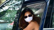 Photos: पत्रलेखा बांद्रा जिम में नजर आईं