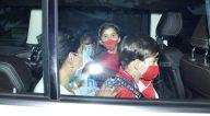 Photos: आदित्य चोपड़ा की बर्थडे पार्टी में शामिल हुए सितारें