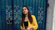 Photos: अलाया एफ पूजा एंटरटेनमेंट ऑफिस में नजर आईं