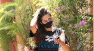 Photos: मलाइका अरोड़ा दिवा योगा स्टूडियो में नजर आईं