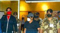 Photos: गोविंदा, सागरिका घाटगे, युवराज सिंह, सचिन तेंदुलकर और आमिर अली एयरपोर्ट पर नजर आए
