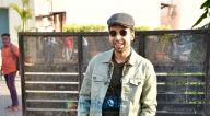 Photos: वरुण धवन, कृति सैनॉन और अभिषेक बनर्जी कलिना एयरपोर्ट पर नजर आए