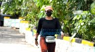 Photos: मंदिरा बेदी बांद्रा में नजर आईं
