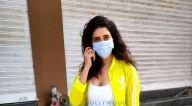 Photos: करिश्मा तन्ना जिम में नजर आईं