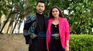 Photos: अनुजा साठे और शहाब अली अपने शो एक थी बेगम 2 का प्रमोशन करते हुए नजर आए