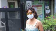 Photos: चित्रांगदा सिंह बांद्रा में एक डबिंग स्टूडियो के बाहर नजर आईं