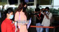 Photos: दिशा पाटनी, ऋतिक रोशन, ज़रीन खान और अन्य एयरपोर्ट पर नज़र आए